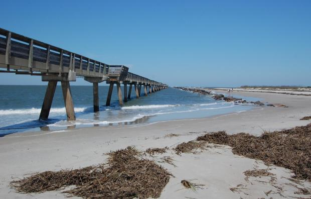 fort-clinch-state-park-pier