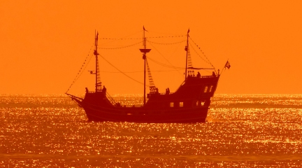 Clearwater_Beach_pirate_ship_excursion